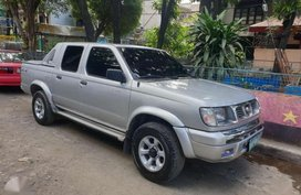 Nissan Frontier 4x4 2001 model FOR SALE