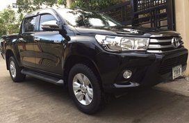 2016 Toyota Hilux 2.4G for sale