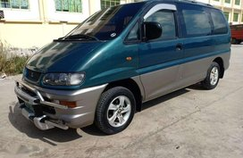1997 Mitsubishi Space gear gls for sale