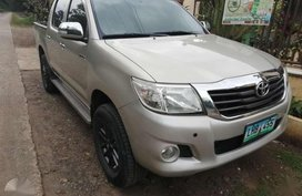 Toyota Hilux 2012 4x2 manual for sale