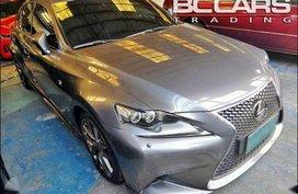 2013 Lexus Is350 F Sport 20t Kms Only