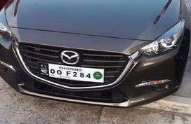 Mazda 3 2018 model for sale