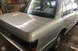 1989 Toyota Crown DELUXE MT 2.2L Gas 70Tkms only rush P139T