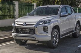 Mitsubishi Strada 2019 officially launched in the Philippines