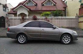 Toyota Camry 2.4V 2003 235k negotiable