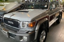 2019 TOYOTA LAND CRUISER 70 SERIES PICK UP DIESEL FOR SALE