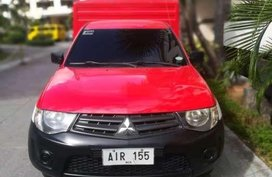 Mitsubishi Strada open cross L200 fb body 2013 model