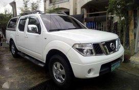 2013 model Nissan Frontier Navara FOR SALE