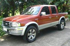 2003 Ford Ranger Trekker XLT 4X4 M/T for sale