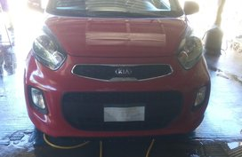 Rush sale Kia Picanto, model 2016 manual for sale