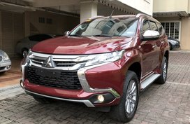2017 Mitsubishi Montero Sport GLS Automatic 8t Kms Only! Trade or Financing OK