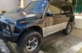 Suzuki Vitara 1997 2'' body lift 2'' suspension lift