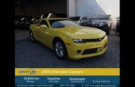 2015 Chevrolet Camaro 3.6L AT for sale