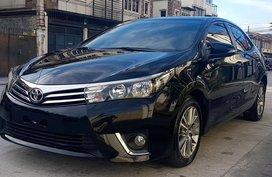 2016 Toyota Corolla Altis E for sale