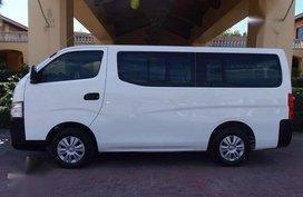 2015 Nissan NV350 Urvan for sale