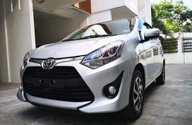 2018 Toyota Wigo 1.0 G for sale
