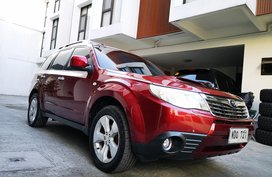 2009 Subaru Forester XT for sale