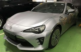 Lowest DP All in Promo Toyota 86 MT 2019