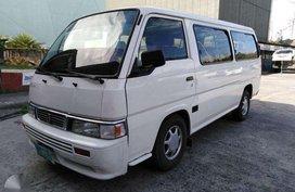 2013 Nissan Urvan MT for sale
