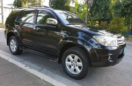 Toyota Fortuner 2010 G for sale