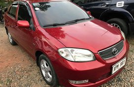 Toyota Vios 1.5G 2004 for sale