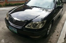 2.4e matic TOYOTA Camry 2005 all orig paint