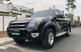 2009 Ford Ranger Wildtrak 4x2 Automatic