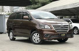 2015 Toyota Innova 2.5 E for sale