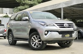 2016 Toyota Fortuner V for sale
