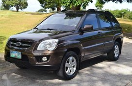 Kia Sportage 2009 AT Diesel 4x4 Fresh