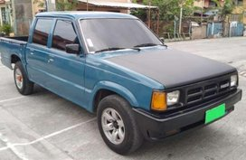 For sale or swap Mazda B2200 Pick-up 1990