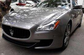 2017 Maserati Quattroporte Brandnew condition