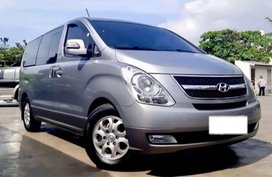 2014 Hyundai Grand Starex Gold VGT Automatic Diesel  Php 898,000 only!