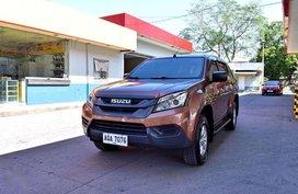 2015 Isuzu MU-X MT LS 948t Nego Batangas Area