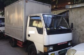 RUSH SALE: 1988 Mitsubishi Canter 10 ft Closed Van 4d30 Php220,000 Only