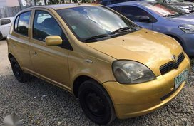 TOYOTA Echo 2001 Manual Tranny All Stock