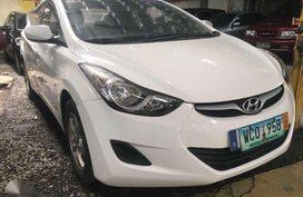 2013 Hyundai Elantra GLS 1.6 Engine Manual Transmission