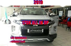 Chinese New Year Promo ALL NEW 2019 MITSUBISHI STRADA GLS 4X2 AUTOMATIC