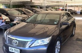 Rush For Sale: 2015 Toyota Camry 2.5G