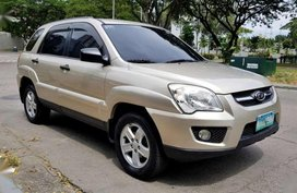 2009 Kia Sportage Automatic CRDI Turbo Diesel Local Cebu Unit