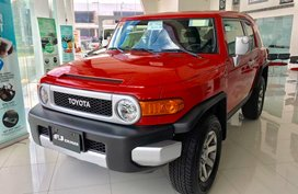 2019 Brand New Only Toyota FJ Cruiser AT