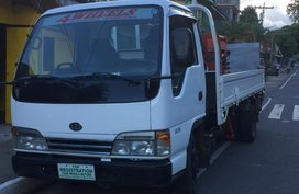 For sale 2016 boom truck Isuzu Elf
