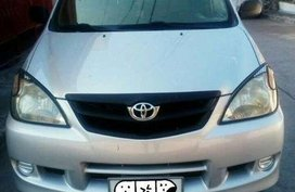 Toyota Avanza J 2012 model for sale