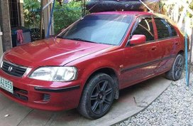 Honda City Matic 2002 for sale