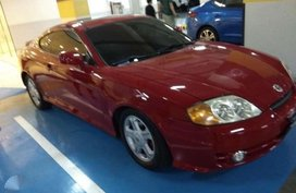 Hyundai GENESIS Tucsani Sports Car 2002 Model