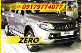 NO DOWN PAYMENT 2018 Mitsubishi Strada NEW FOR SALE