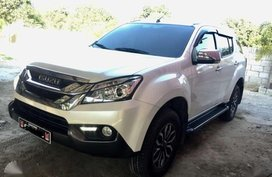 Isuzu MuX 2017 3.0 AT Limited Edition for sale