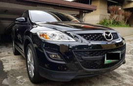 Mazda CX-9 Black 2012 Gas CX9 Top of the line