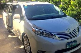 Toyota Sienna 2014 limited for sale