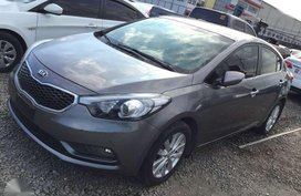 2017 Kia Forte 1.6 G Speed AT for sale